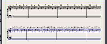 Logic7 アウフタクト(弱起)で始まる曲