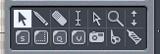 Logic7 スコアウィンドウ › ツールボックス