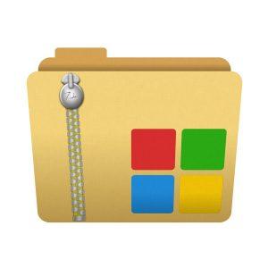 MacでWindows向けに圧縮する