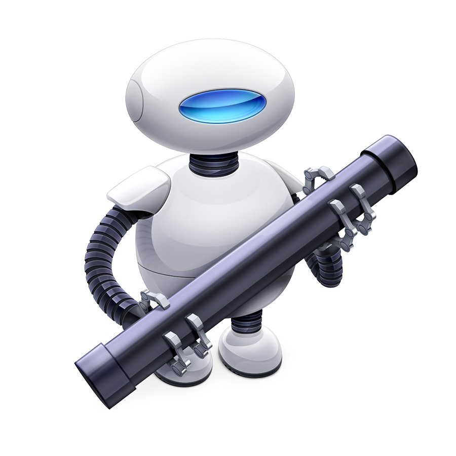 Mac OSの「サービス」メニューからgzip圧縮できるようにする
