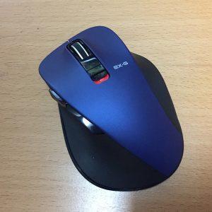 エレコムマウスボタンにExposéを割り当てる場合はシステム環境設定のMission Controlで設定する